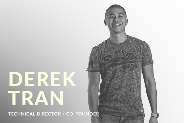 Derek Tran - Technical Director & Cofounder of Inphantry LLC
