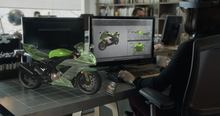 We're Getting A Microsoft Hololens | INPHANTRY