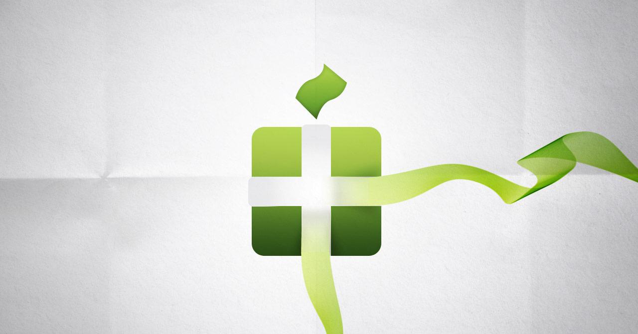 PerkStreet logo/icon unwrapping